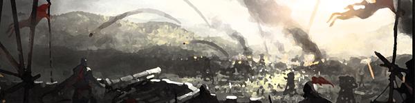 Illustration bataille